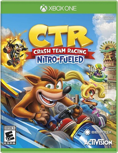 Xb1 Crash Team Racing: Nitro Fuled - Crash Team Racing: Nitro Fuled for Xbox One