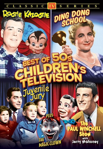 Best of '50s Children's Television
