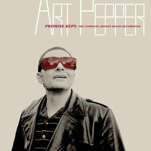Promise Kept: Complete Artists House Recordings