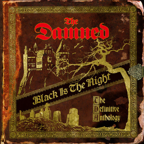 Black Is The Night: The Definitive Anthology [Explicit Content]