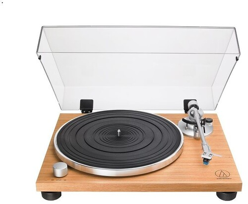 AUDIO TECHNICA AT-LPW30TK TURNTABLE MANUAL BELT TK