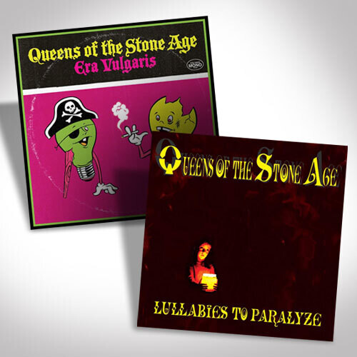 Queens Of The Stone Age Vinyl Bundle