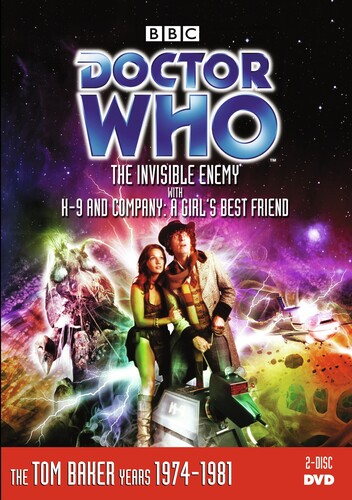 Doctor Who: The Invisible Enemy /  K-9 & Company: A Girl's Best Friend