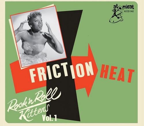 Rock & Roll Kitten 1: Friction Heat (Various Artists)