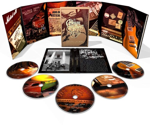 The Allman Brothers Band - Trouble No More: 50th Anniversary Collection [5-CD Box Set]