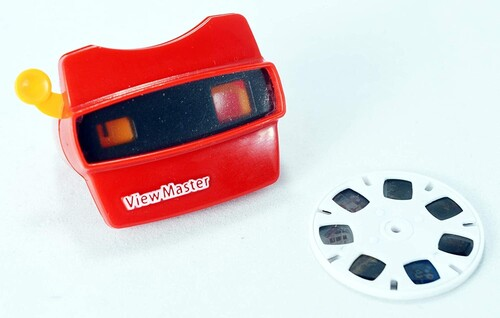 WORLDS SMALLEST VIEW MASTER
