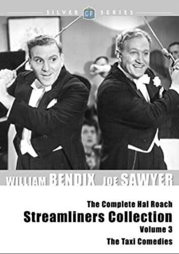 The Complete Hal Roach Streamlines Collection: Volume 3: The Taxi Comedies