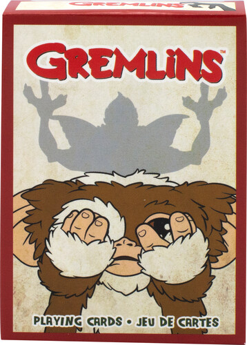 GREMLINS PLAYING CARDS DECK