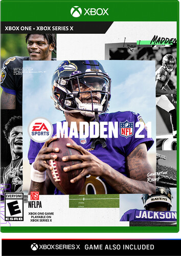 Xb1 Madden NFL 21 - Madden NFL 21 for Xbox One