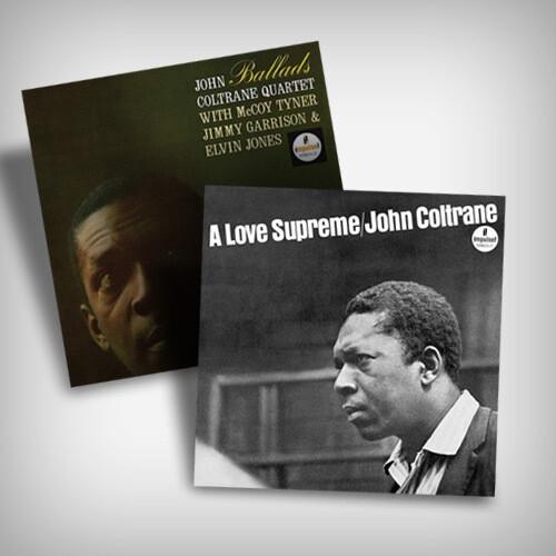 John Coltrane Vinyl Bundle