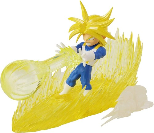 SUPER FINAL BLAST SUPER SAIYAN TRUNKS FIGURE