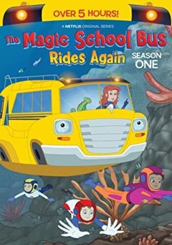 Magic School Bus Rides Again, the: Season1
