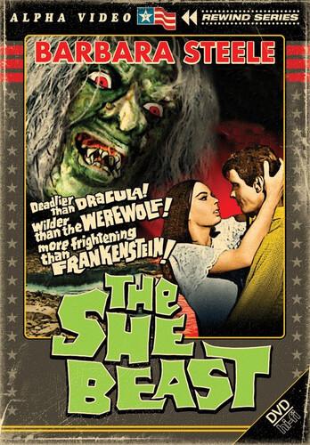 The She-Beast (Alpha Video Rewind Series)