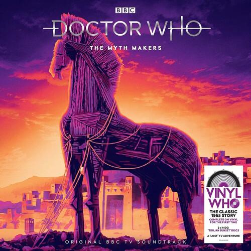- Myth Makers [140-Gram 'Trojan Sunset' Splatter Colored Vinyl]