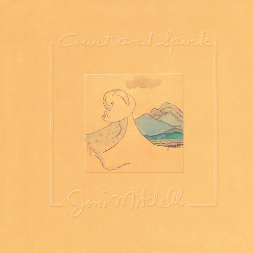 Joni Mitchell - Court & Spark [180 Gram]