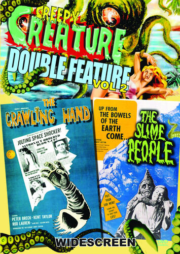 Creepy Creature: Volume 2: The Crawling Hand /  The Slime People