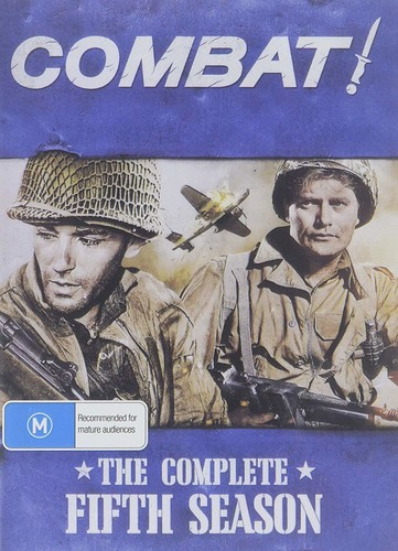 Combat!: The Complete Fifth Season [Import]