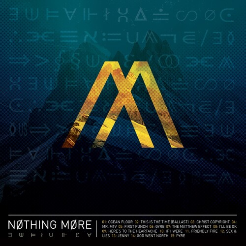 Nothing More - Nothing More (White Vinyl)