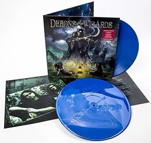 Demons & Wizards (Remasters 2019) (Gatefold blue 2LP & LP-Booklet) [Import]