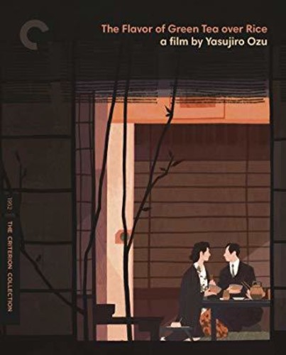 The Flavor of Green Tea Over Rice (Criterion Collection)