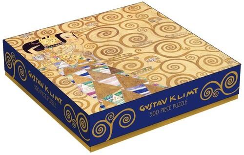 - Klimt Expectation 500 Piece Puzzle