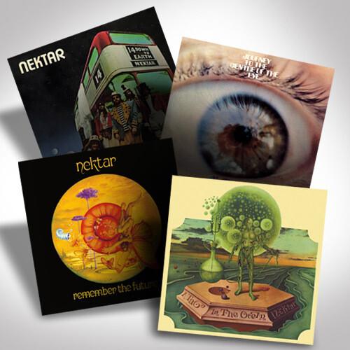 Nektar Vinyl Bundle