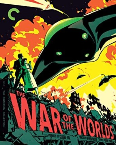 The War of the Worlds (Criterion Collection)
