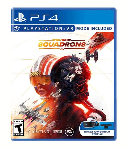 Ps4 Star Wars Squadrons - Star Wars Squadrons for PlayStation 4