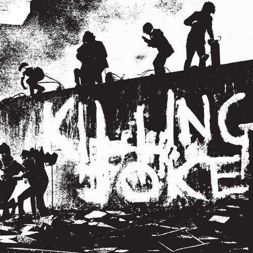 Killing Joke - Killing Joke [Silver/Black Split LP]