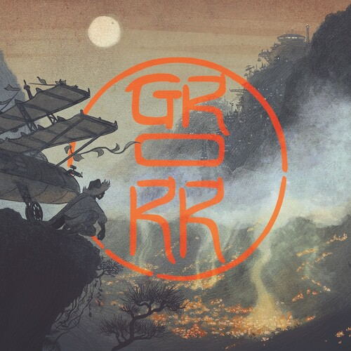 Grorr - Ddulden's Last Flight (Gold Vinyl)