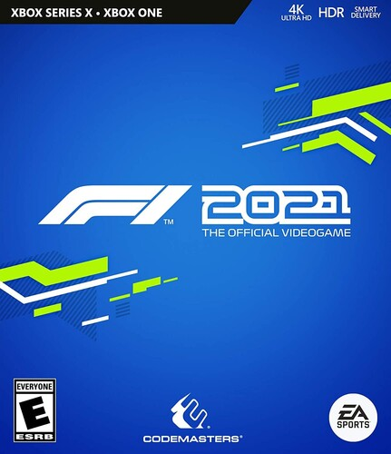 F1 2021 for Xbox One & Xbox Series X