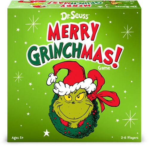 DR. SEUSS MERRY GRINCHMAS GAME (GRINCH)