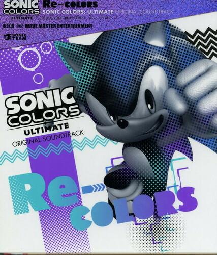 Sonic Colors Ultimate Original Soundtrack Re-Colors [Import]