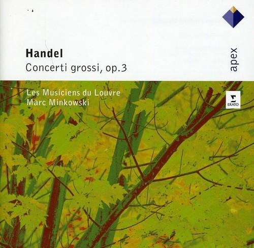 Concerti Grossi Op.3