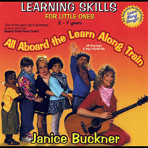 All Aboard the Learn Along Train/ Learning Skills