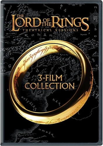 The Lord of the Rings: Theatrical Versions: 3-Film Collection