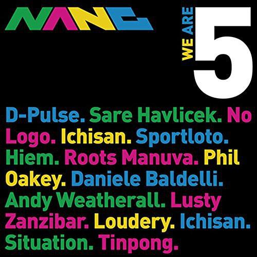 Nang-We Are Five [Import]