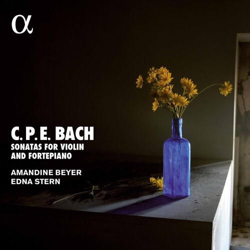C.P.E. Bach: Sonatas for Violin & Fortepiano