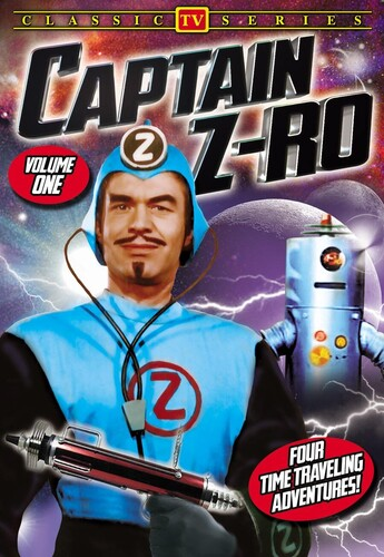 Captain Z-ro: Volume 1