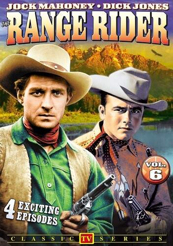 Range Rider: Volume 6