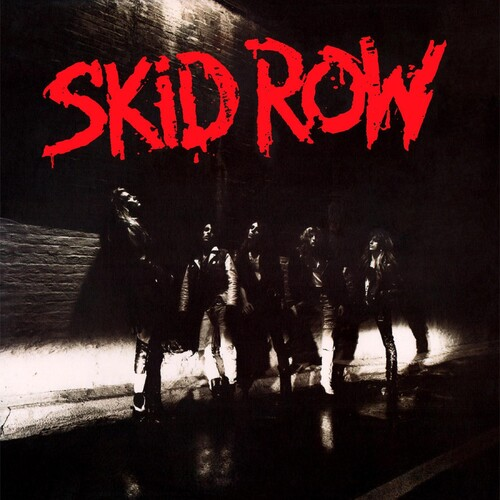 Skid Row - Skid Row [Colored Vinyl] [Limited Edition] [180 Gram] (Red) (Aniv)
