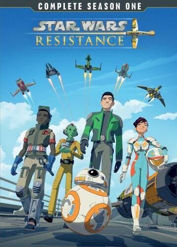 Star Wars Resistance: Complete Season One