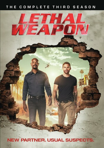 Lethal Weapon: The Complete Third Season