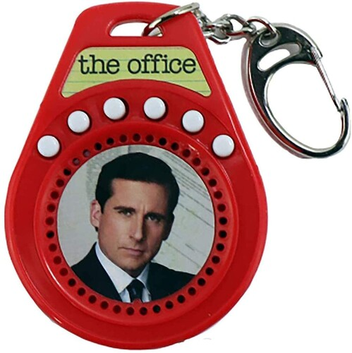 WORLDS COOLEST OFFICE TALKING KEY CHAIN