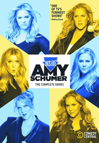 Inside Amy Schumer: The Complete Series
