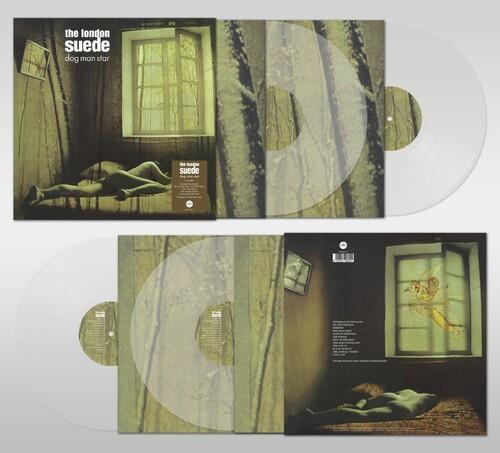 London Suede - Dog Man Star [Clear Vinyl] [180 Gram] (Uk)