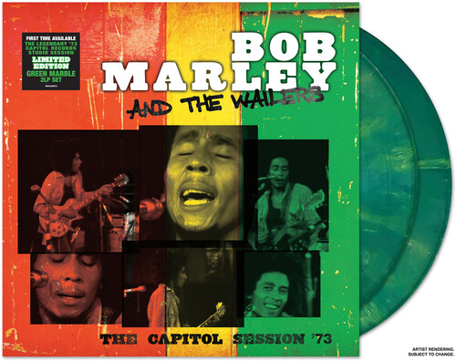 Bob Marley  & The Wailers - Capitol Session 73