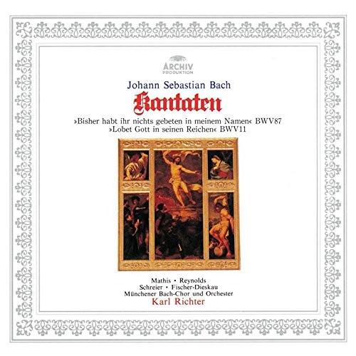 Bach: Cantatas BWV 87/ 11