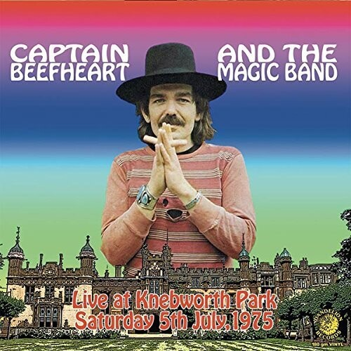 Captain Beefheart - Live At Knebworth 1975 [Colored Vinyl] (Gate) [180 Gram] (Org)