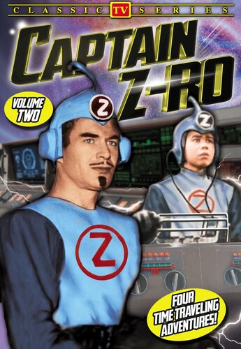 Captain Z-ro: Volume 2